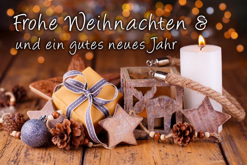 Franz frohe weihnachten